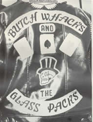 butch whacks jacket