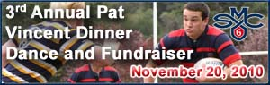 3rd Annual Pat Vincent Dinner Dance and Fundraiser