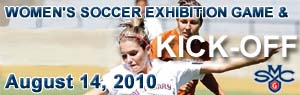 Women's Soccer Kick-Off