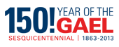 150! Year of the Gael Sesquicentennial
