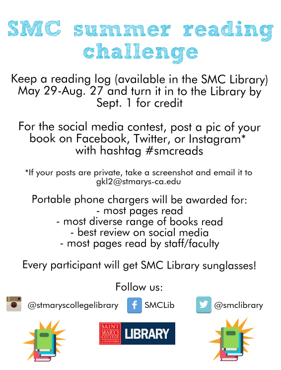 Summer Reading Challenge Rules
