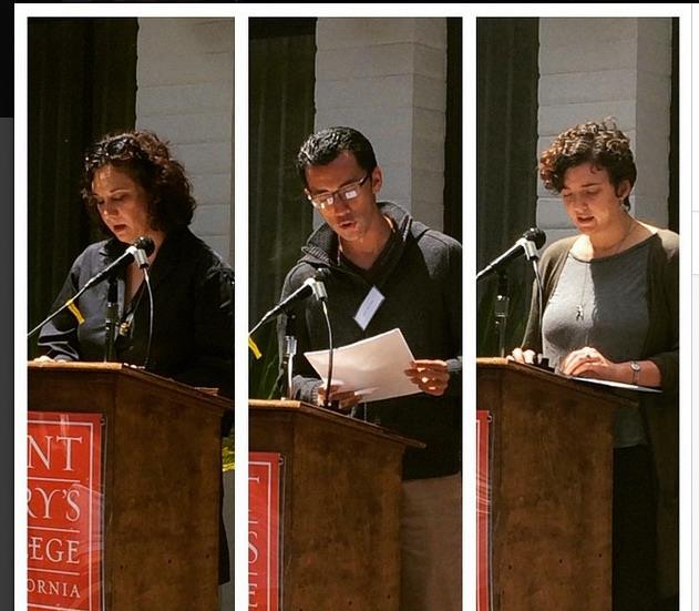 Ani Tascian (creative nonfiction), Ryan McKinley (Fiction), Kelly Gemmill (poetry) Reading