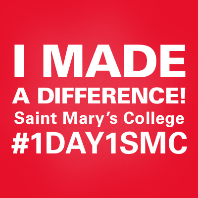 I made a difference on 1Day1SMC!
