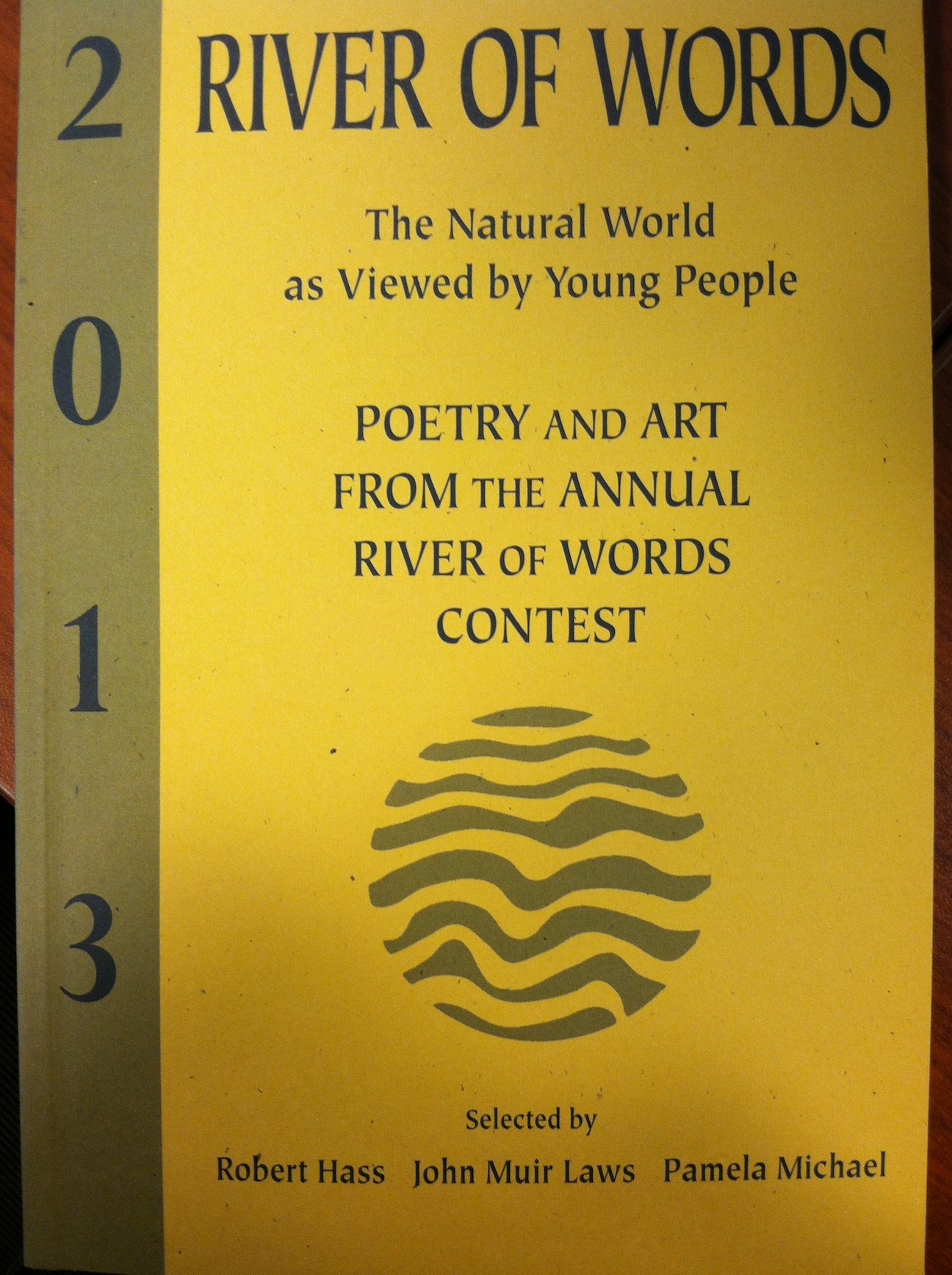 2013 River of Words Anthology