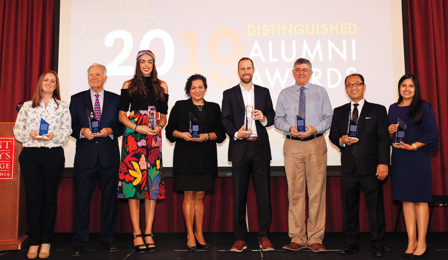 2019 Distinguished Alumni Awards