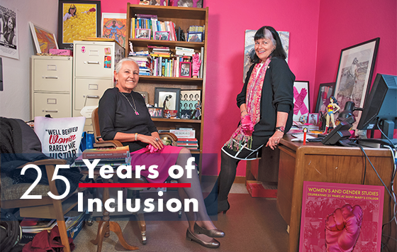 25 Years of Inclusion Magazine Homepage