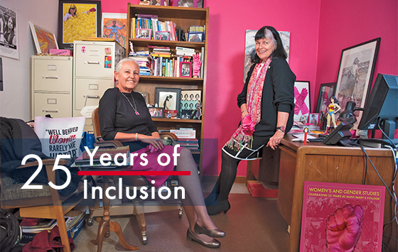 25 Years of Inclusion Homepage