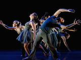 [Last year, Saint Mary's launched the M.F.A. in Dance, which offers degrees in two areas: Creative Practice and Design and Production—the only such degree in the country. The new two-year program has 15 students, 11 in Creative Practice and four in Design and Production. The second cohort of students begins this summer.]