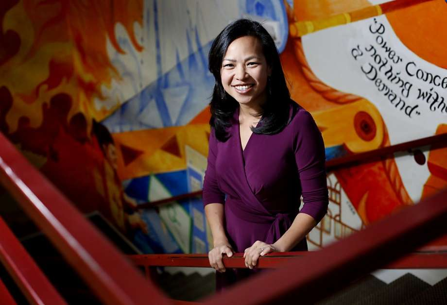 <p>White House Climate Equity Award WinnerVien Truong</p>