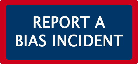 Bias Incident Report Button