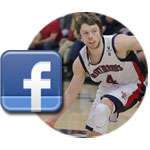 SMC Gaels Facebook icon.