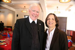 Brother Ron and Joan Buchanan