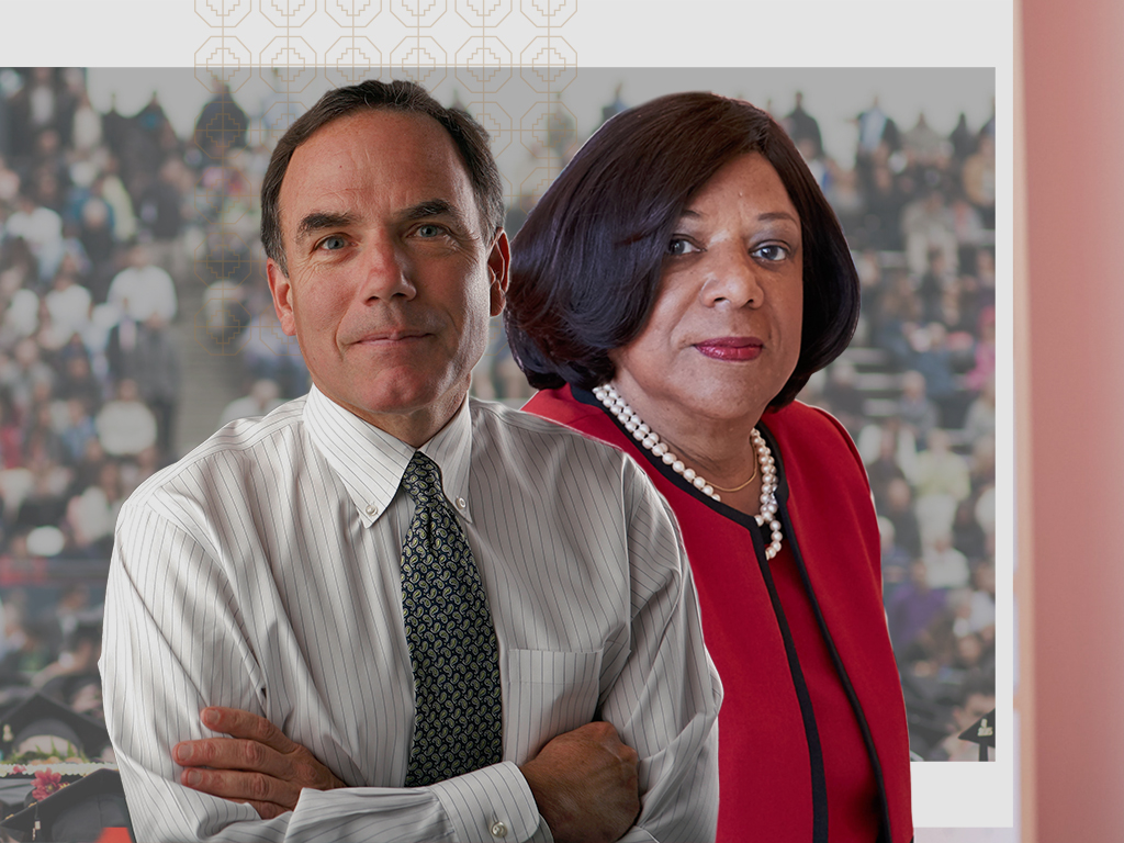 San Francisco Chronicle's John Diaz and human-rights crusader Deborah Richardson MA '13 to address class of 2017.