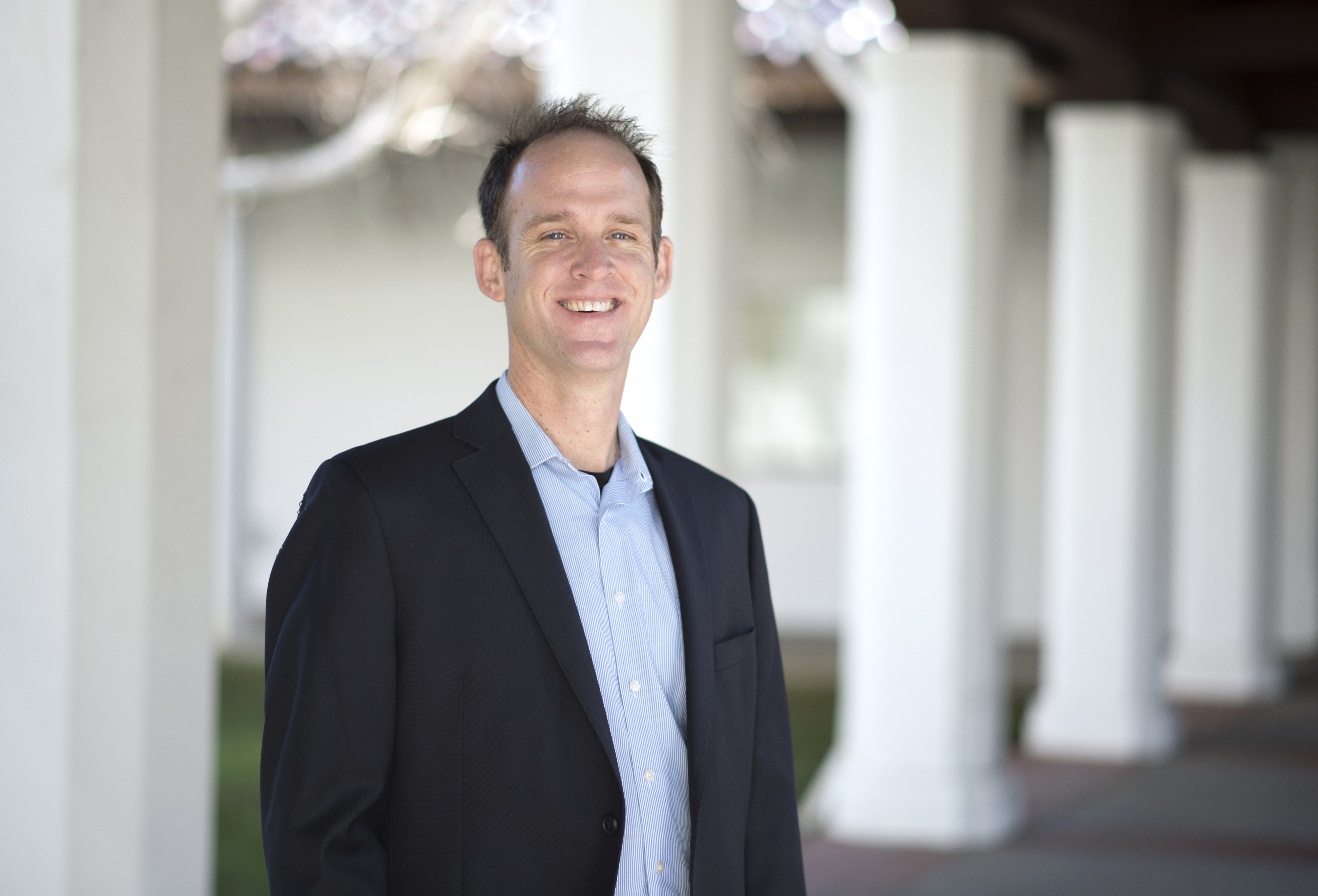 Saint Mary's College of California named Corey Cook PhD as the College's new Vice Provost for Academic Programs and Planning on July 1, 2019.