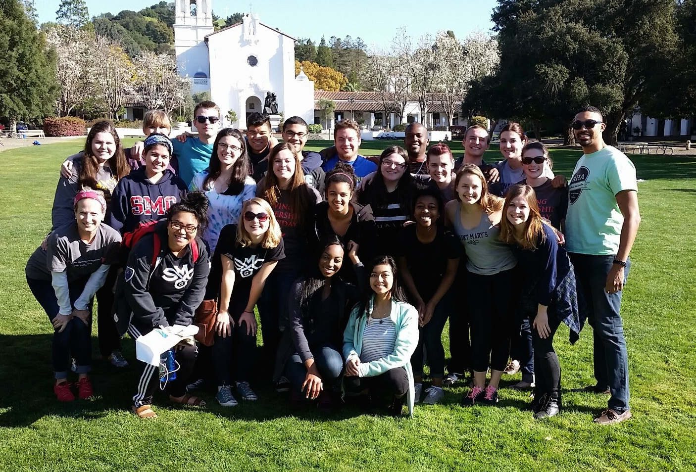 Developing Leaders Retreat 2015 Group Photo