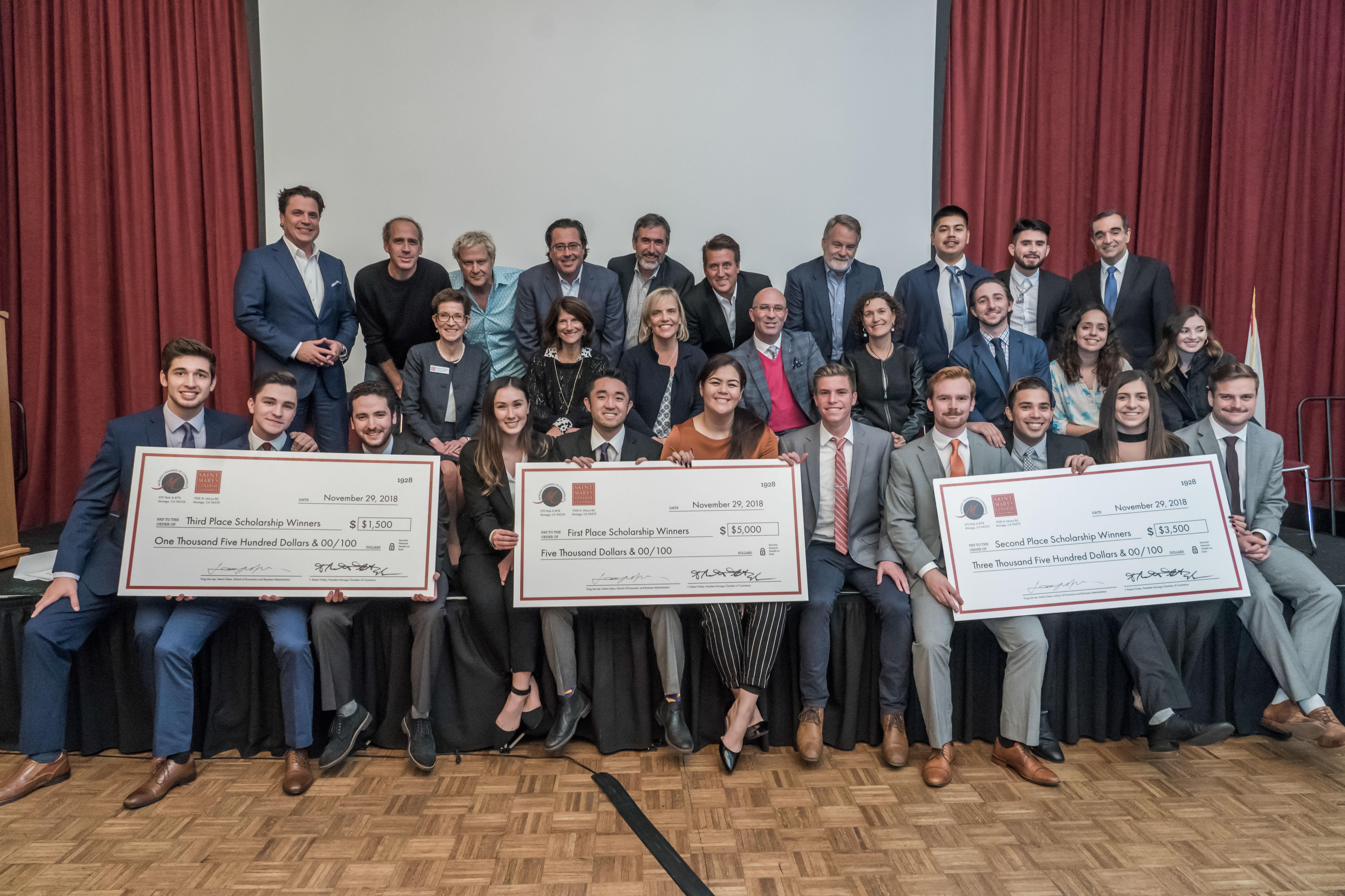 Moraga Case Study Competition