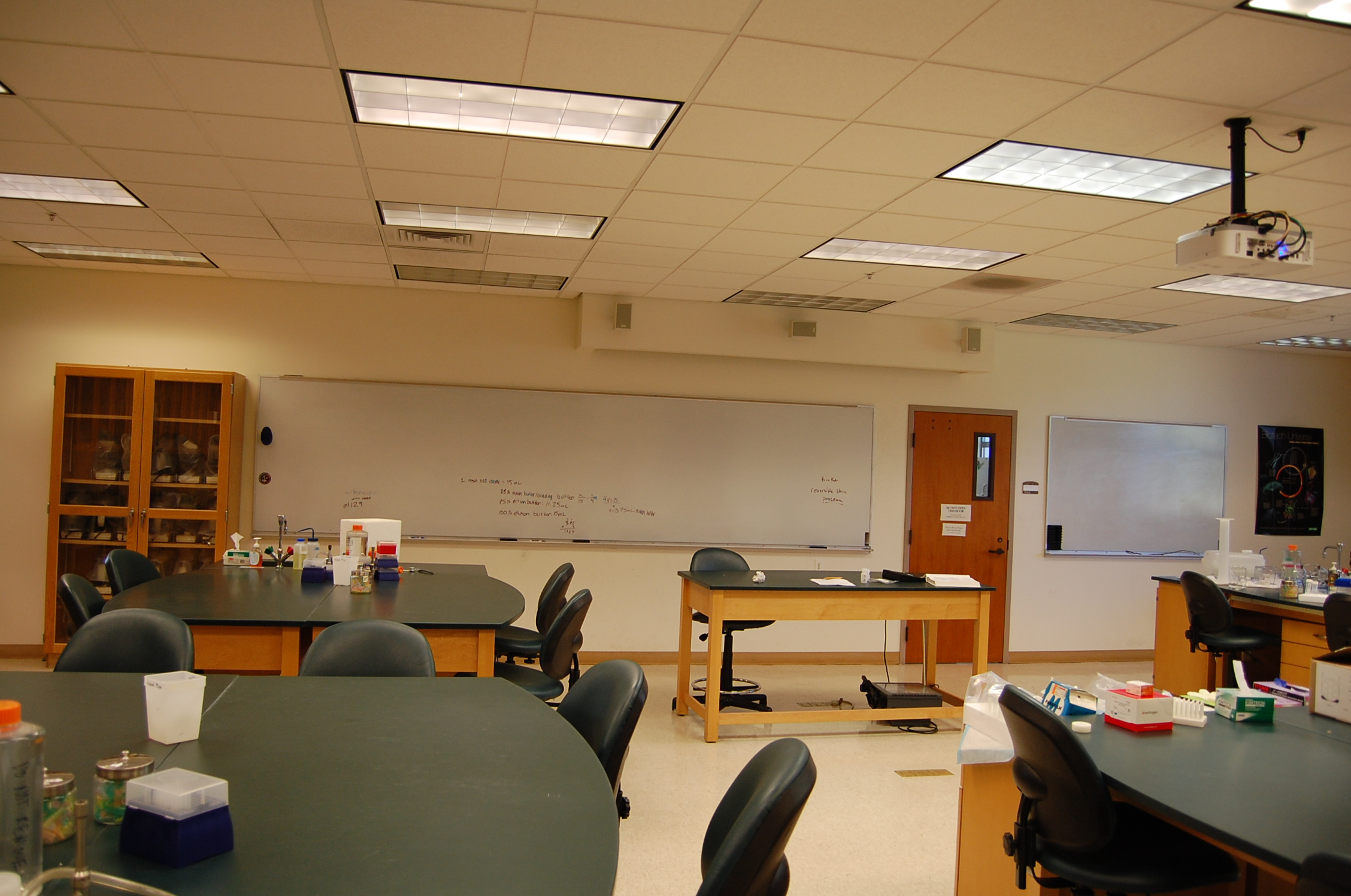 Student view of BROH 209