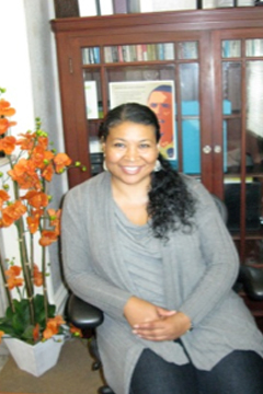 Diann Castleberry (Deputy Director: Prescott Joseph Center for Community Enhancement)