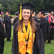 Emily Wallace, '15