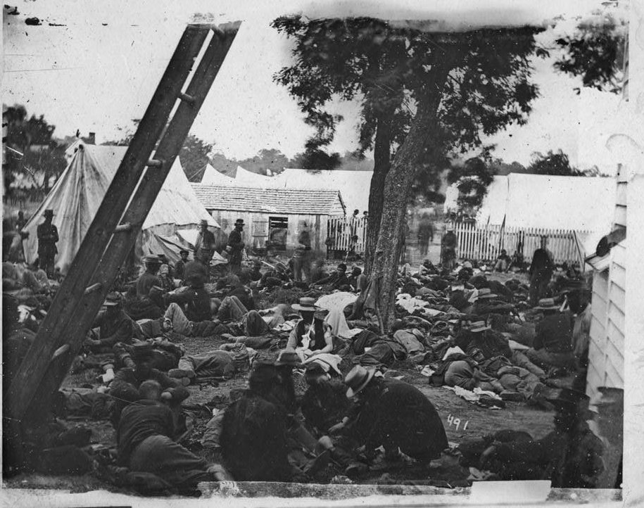 Field Hospital, Savage Station