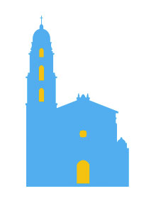 An illustration of the Chapel.