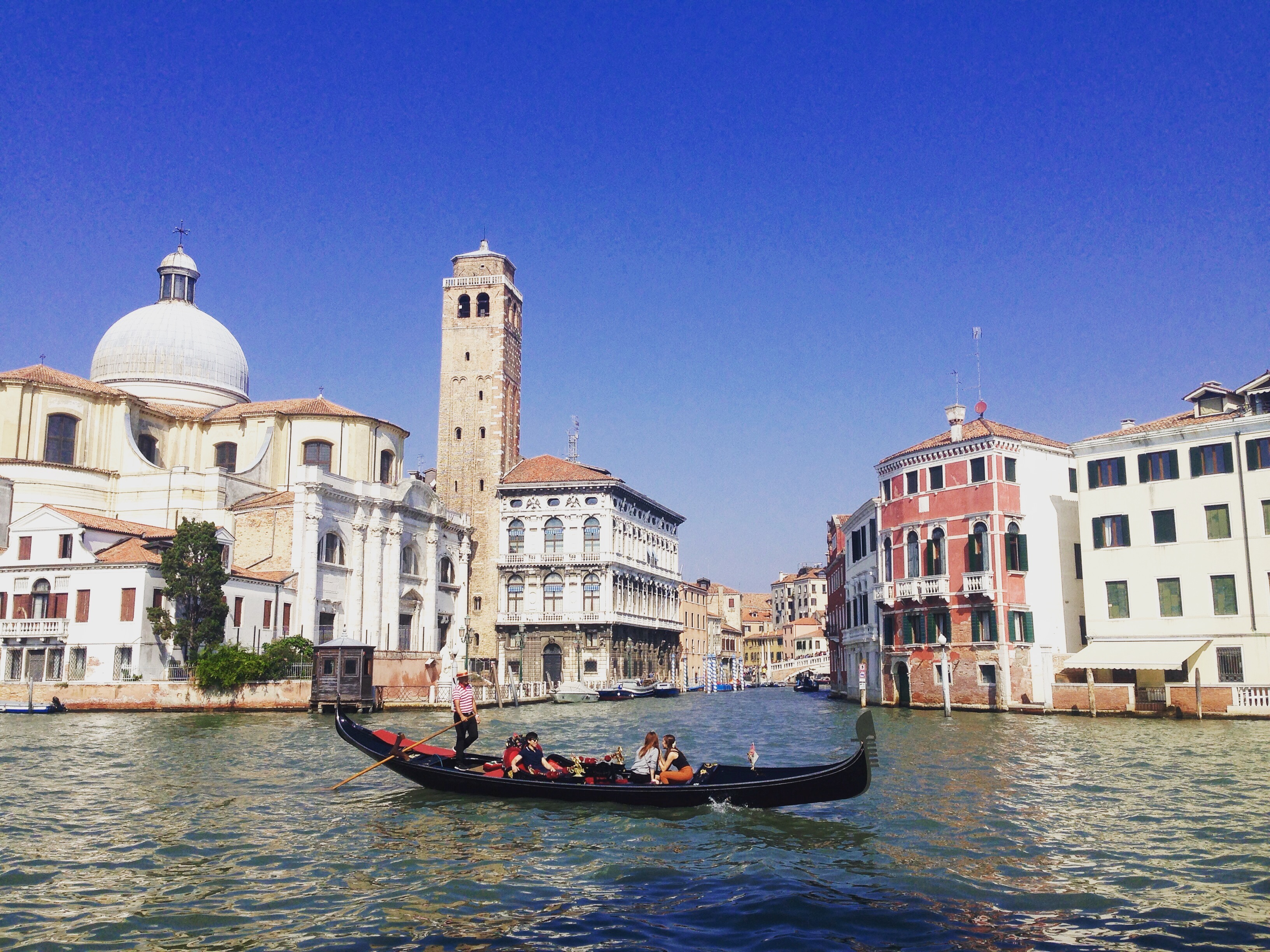 My view of Venice, Italy -- Sept 12 2015