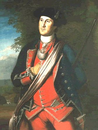 George Washington, 1772