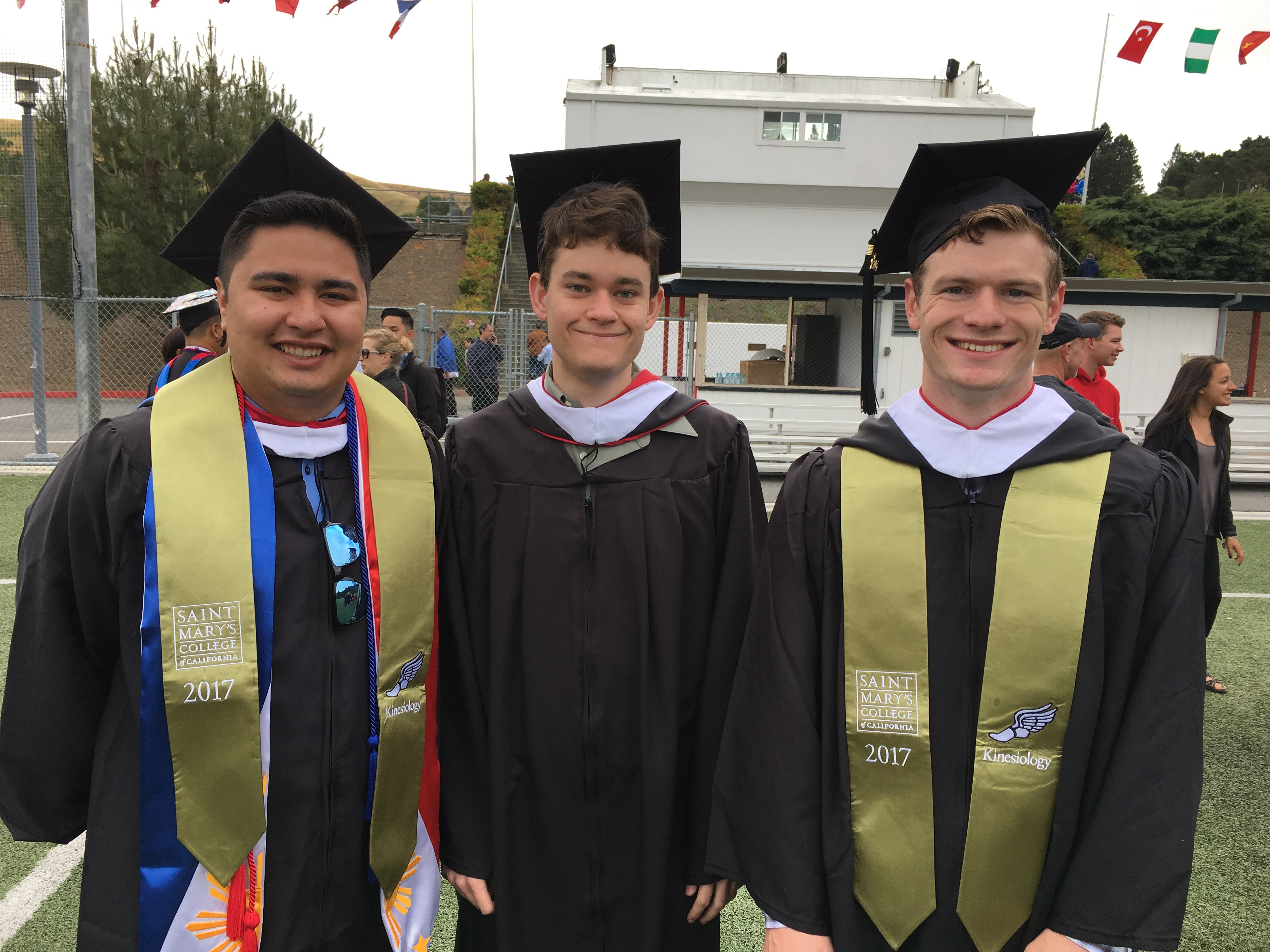 kines class of 2017 commencement