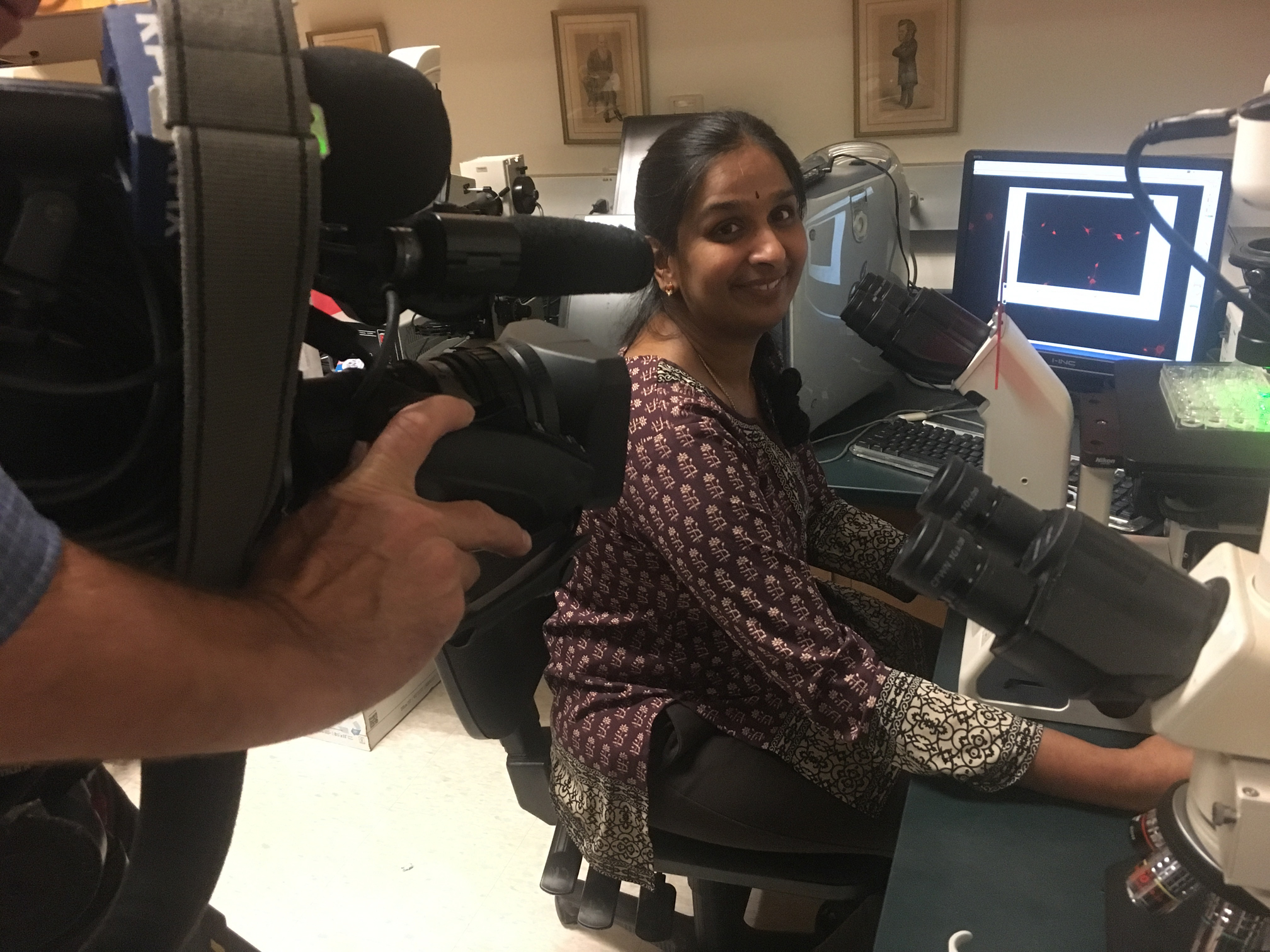 School of Science Professor Vidya Chandrasekaran was interviewed by CBS-5/KPIX-TV about plans to market gene-editing kits to the public.