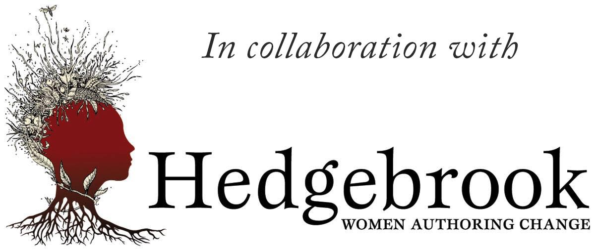 Logo: In Collaboration with Hedgebrook