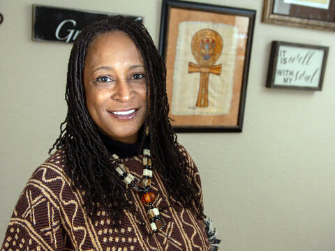 Kristee Haggins, PhD: community healer, African-centered psychologist, and professor