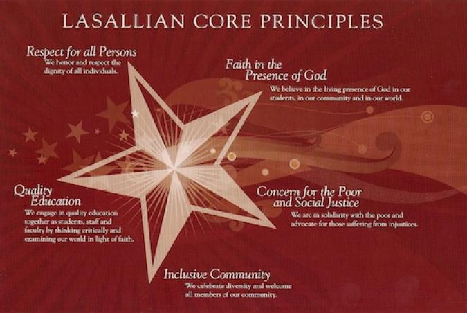 lasallian 5 core