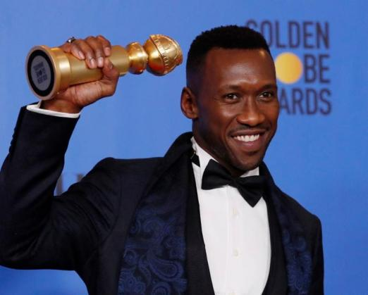 Mahershala Ali Wins Golden Globe