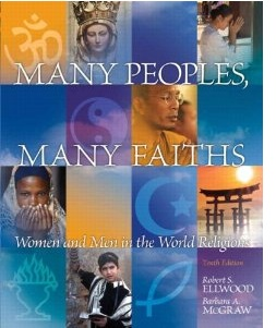 Many Peoples, Many Faiths Cover 2