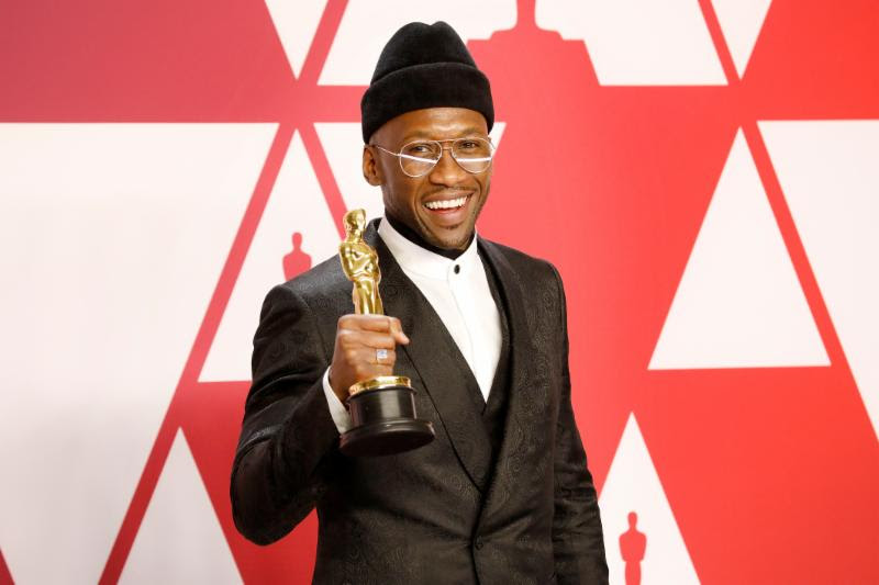 Mahershala Ali wins Oscar in 2019