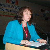 Barbara McGraw Varanasi Speech