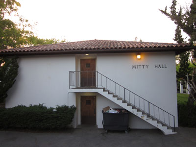 Mitty Hall.