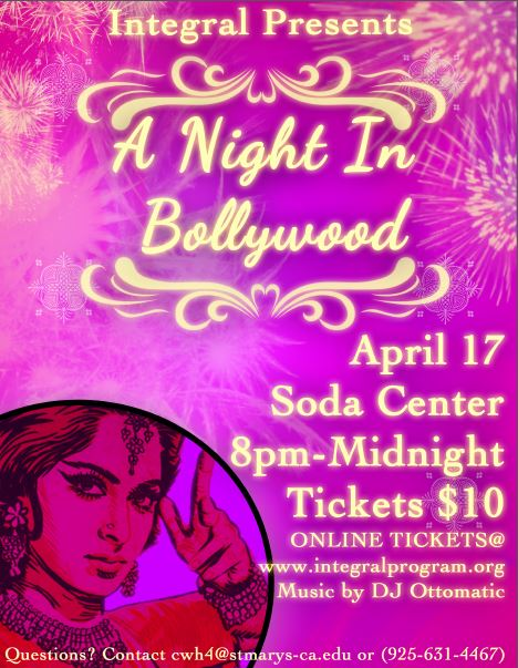 Integral Program's A Night in Bollywood!
