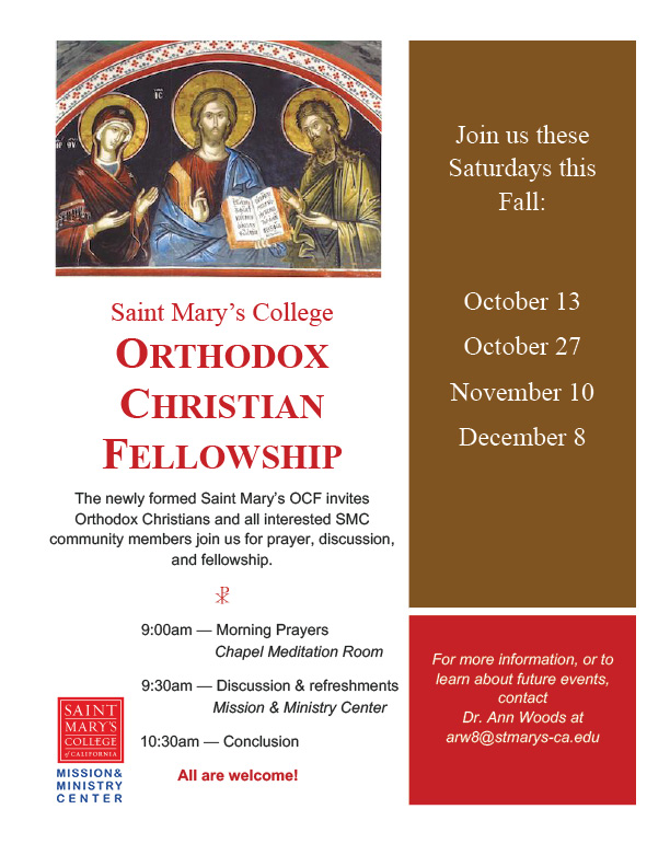 Orthodox Christian Fellowship