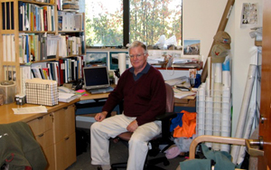 Perkins in SMC office
