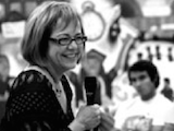 [Maria Elena Durazo '75, long a force for worker rights, left her post as head of the Los Angeles County Federation of Labor to become the general vice president for immigration, diversity and civil rights at UNITE HERE, a national labor union primarily for workers in hotels, food service, casinos, and gaming.]