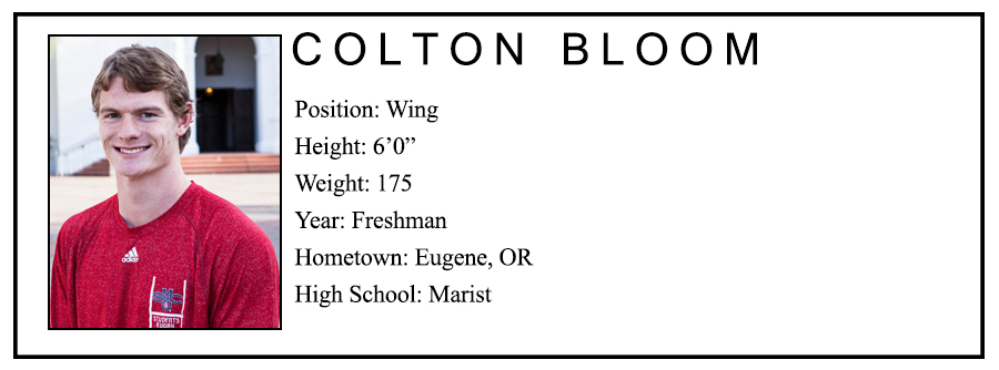 Colton Bloom