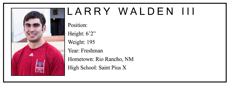 Larry Walden