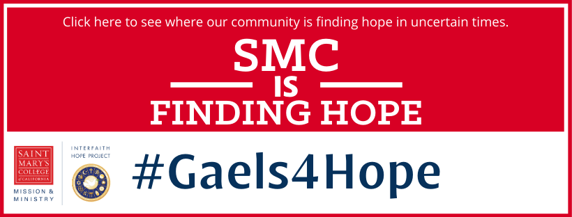Gaels for Hope banner