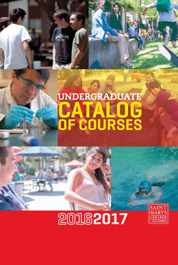 Undergraduate Catalog of Courses 2016-17