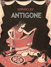 Saint Mary's students read Sophocles' Antigone in freshman Seminar.