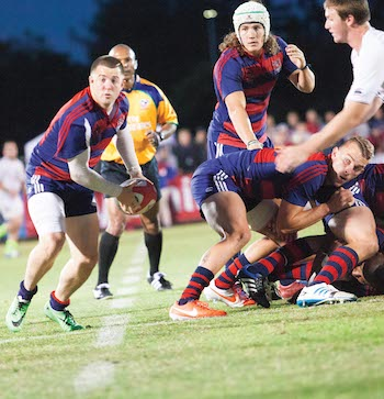 Saint Mary's national championship this spring follows the Gaels' second-place finish in the USA Rugby College 7s National Tournament in November.