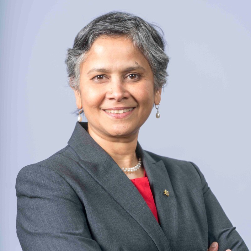 Saroja, Faculty, Saint Mary's College of California