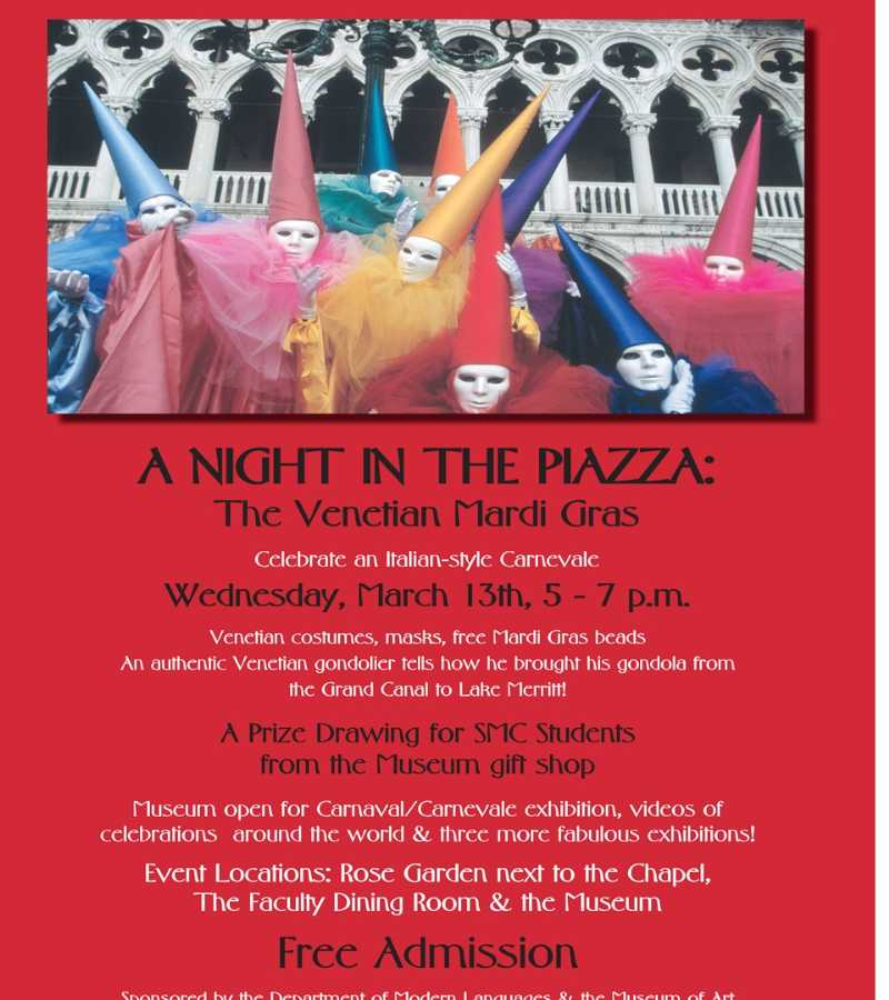 A Night in the Piazza