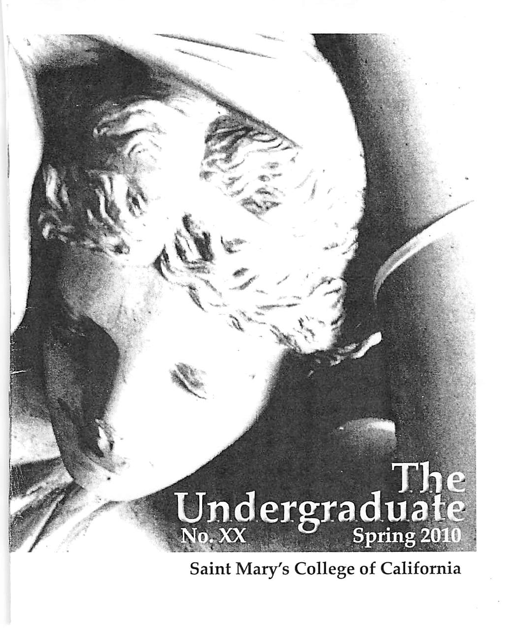 The Undergraduate Cover 2010